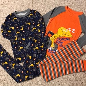 Other - 2 pairs NWOT Boys size 10 pj's
